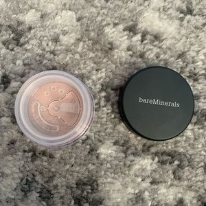 NEW bareMinerals all over face color